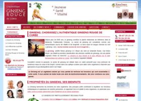 Ginseng-rouge.fr thumbnail