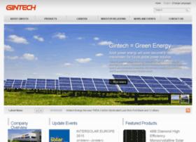 Gintech.com.tw thumbnail