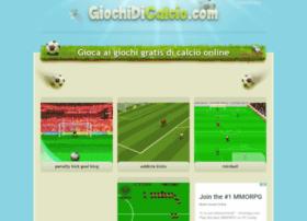 Giochidicalcio.com thumbnail