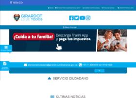 Girardot-cundinamarca.gov.co thumbnail