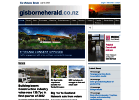 Gisborneherald.co.nz thumbnail