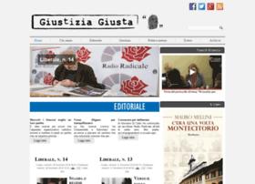 Giustiziagiusta.info thumbnail