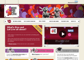 Giveandletlive.co.uk thumbnail