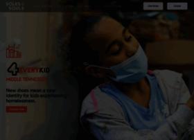 Giveshoes.org thumbnail