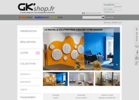 Gkshop.fr thumbnail
