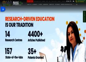 Gla.ac.in thumbnail