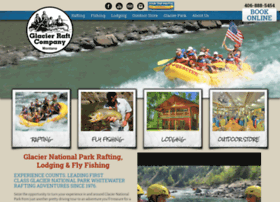 At wi glacier national park rafting for Fly fishing glacier national park