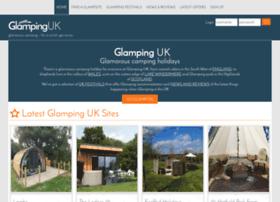Glamping-uk.co.uk thumbnail