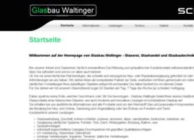Glasbau-waltinger.de thumbnail