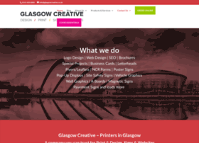 Glasgowcreative.co.uk thumbnail
