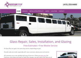 Glassplusautoglass.net thumbnail
