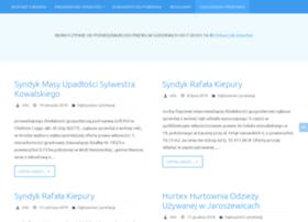 Glazurakrolewska.pl thumbnail