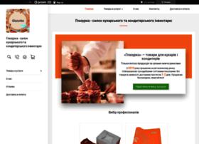 Glazurka.com.ua thumbnail