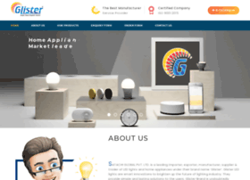 Glister.co.in thumbnail