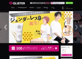 Glister.co.jp thumbnail