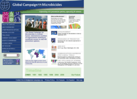 Global-campaign.org thumbnail