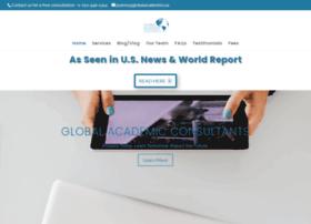 Globalacademics.us thumbnail