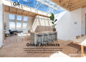 Globalarchitects.nl thumbnail
