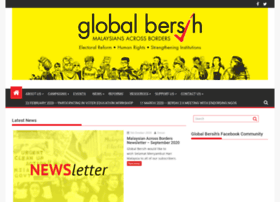 Globalbersih.org thumbnail