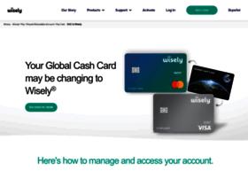 Globalcashcard.com thumbnail