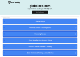 Globalceo.com thumbnail