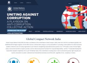 Globalcompact.in thumbnail