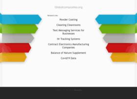 Globalcomposites.org thumbnail