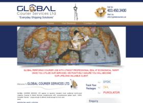 Globalcouriers.ca thumbnail