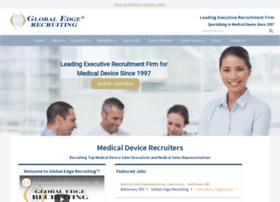 Globaledgerecruiting.com thumbnail