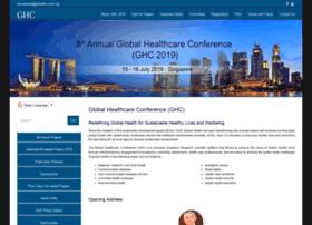 Globalhc-conf.org thumbnail