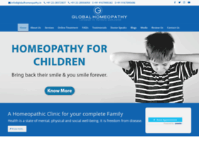 Globalhomeopathy.in thumbnail