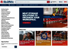 Globalindustrial.ca thumbnail
