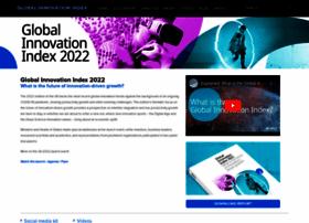Globalinnovationindex.org thumbnail