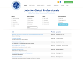 Globaljobs.org thumbnail