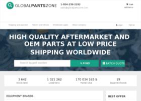 Globalpartszone.com thumbnail