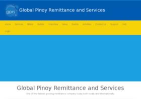 Globalpinoyremittance.com thumbnail
