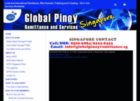 Globalpinoyremittance.sg thumbnail