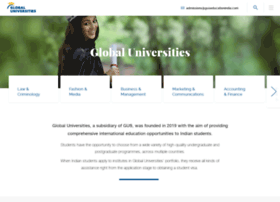 Globaluniversities.in thumbnail