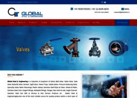 Globalvalves.in thumbnail