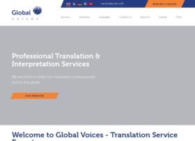 Globalvoices.co.uk thumbnail