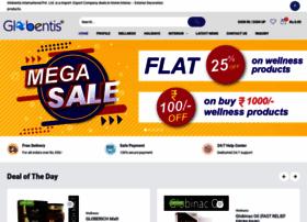 Globentis.com thumbnail