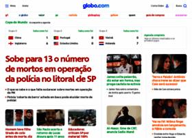 Globo.com thumbnail
