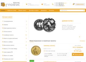Globus-coins.ru thumbnail