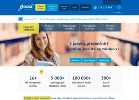 Glossa.cz thumbnail