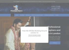 Gm-productions.co.uk thumbnail