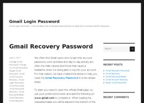 Gmailloginpassword.org thumbnail
