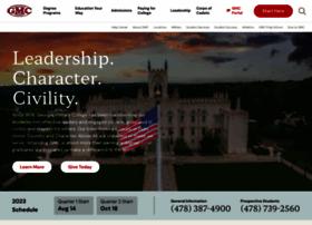 Gmc.edu thumbnail