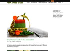Domains at website informer for General motors detox diet