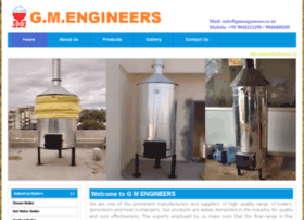 Gmengineers.co.in thumbnail