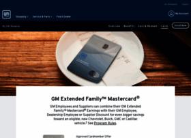 Gm Extended Family Card >> Gmextendedfamily Com At Website Informer Visit